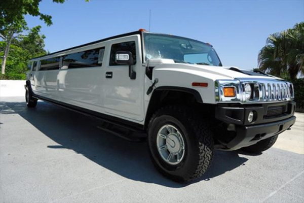 Hummer Limousine Rental Dallas