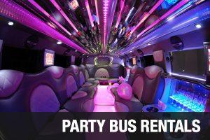 Party Bus Rentals Dallas