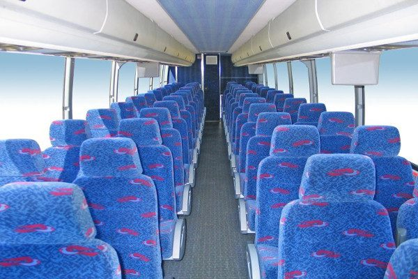 Charter Bus Rental Dallas
