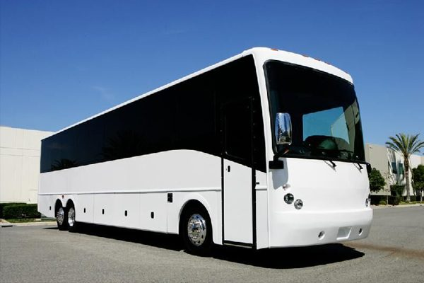 Charter Bus Service Dallas