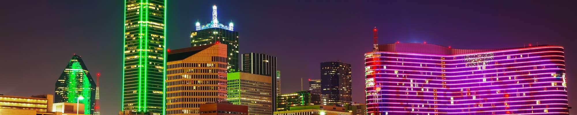 Dallas Texas Party Bus