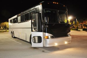 Large Party Bus Dallas