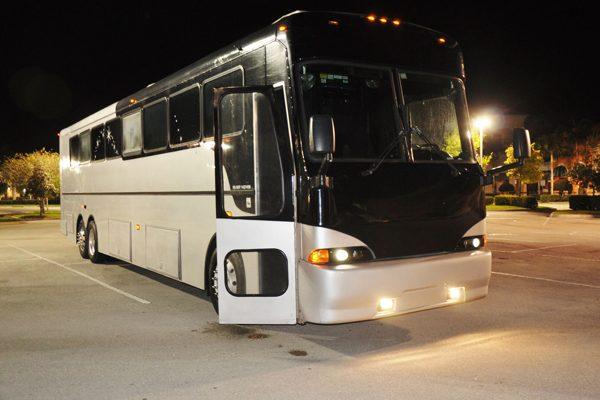 Large Party Bus Dallas