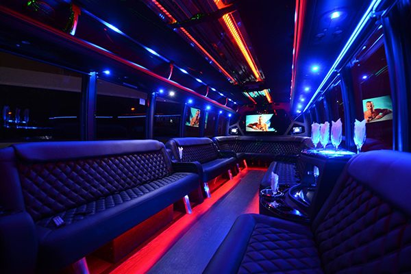 Large Party Bus Rental Dallas