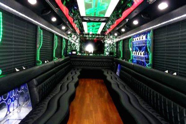 Medium Party Bus Dallas