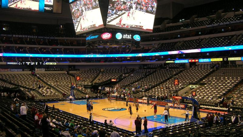 Party Bus Service American Airlines Center Dallas
