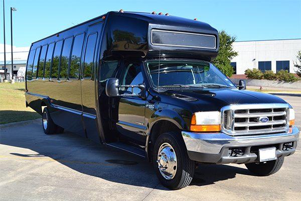 Small Party Bus Dallas