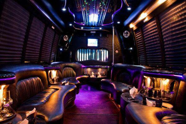 Small Party Bus Rental Dallas