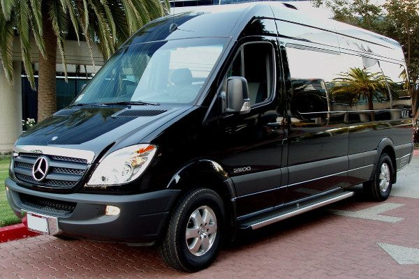 Sprinter Van In Dallas 12 Passengers
